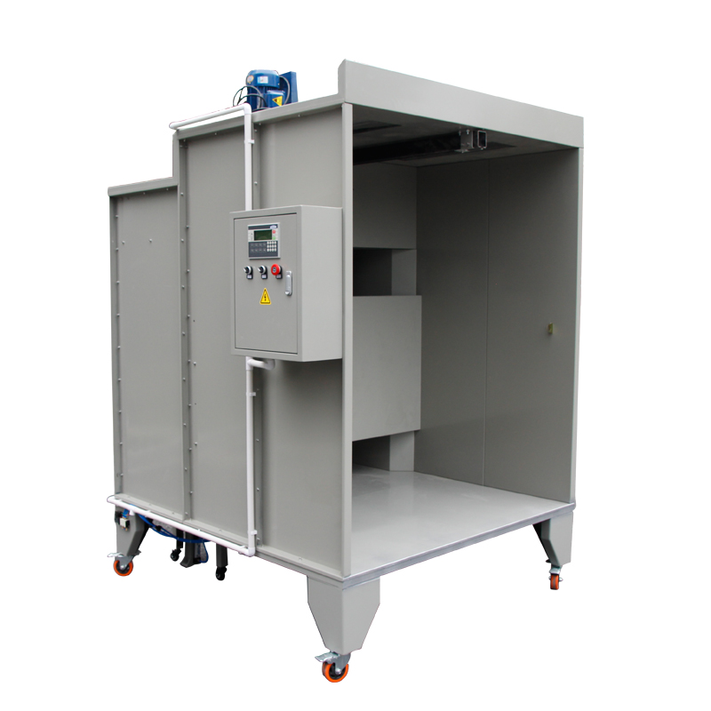 Filter Cartridge Powder Coating Spray Booth