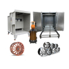 Alloy Wheel Powder Coating Equipment Package