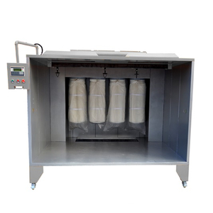 Manual Powder Coating Batch Booth