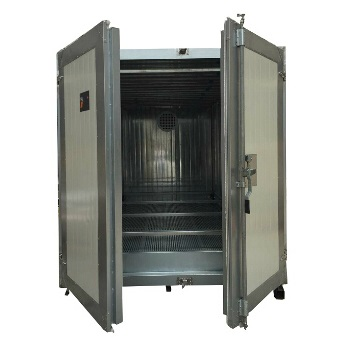 Gas Fired Powder Coating Oven