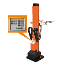 Digital Automatic Powder Coating Reciprocating Machine