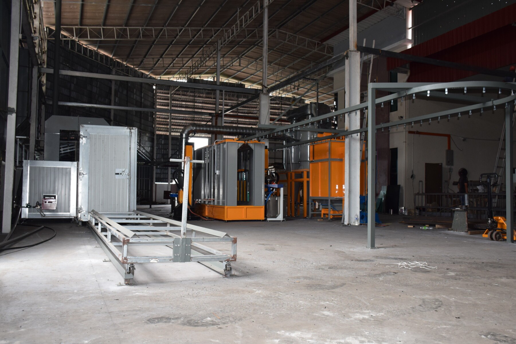 powder coating plant in Malaysia 25
