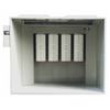 Open Face Powder Coating Booth for Sale